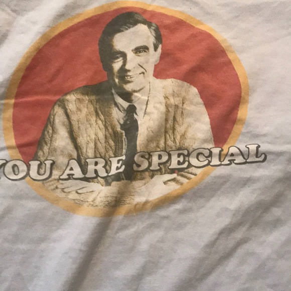 Shirts Mr Rogers You Are Special Tshirt Size Medium Poshmark